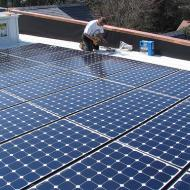 Residential PV Solar System can range from 3kW - 8kW in size. OneWorld Sustainable.