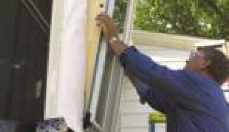 Installing energy efficient doors & windows may qualify for a tax credit